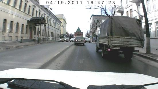 Автомобильный видеорегистратор Blackeye 720HD 6IR